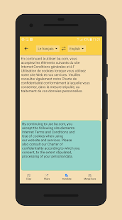 Cloudletpro Text scan - Screen Translate