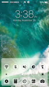 iLocker10 : IOS 10 Lock Screen screenshot 3
