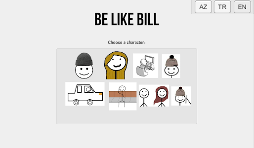Be like Bill - Maker screenshot 0