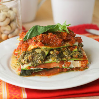 The Best Raw Lasagna Recipe