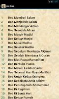 Screenshot of Learn Doa