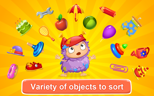 Kids Learn to Sort Lite android2mod screenshots 4
