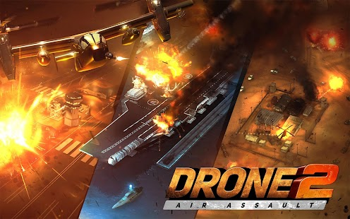 Drone 2 Air Assault- screenshot thumbnail