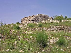 Photo: Rhodiapolis, first sight of the Theater from the back .......... Eerste blik op het Theater langs de achterkant