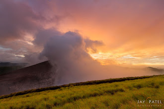 Photo: Masaya Volcano, Nicaragua