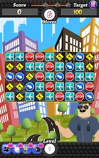 K53 Traffic Sign Match - náhled