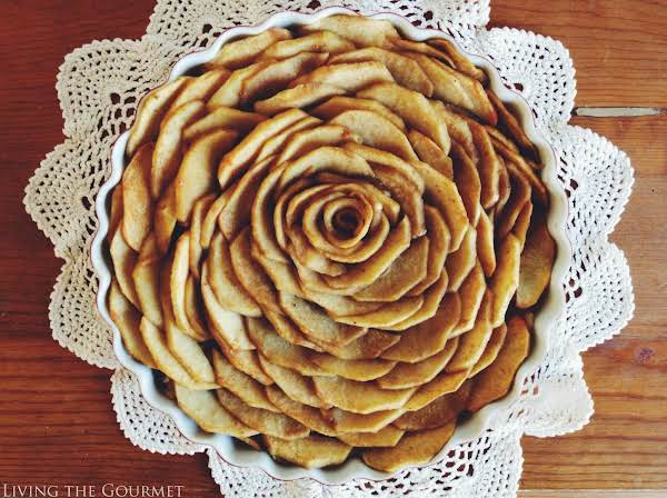 French Apple Tart 2 Just A Pinch Recipes