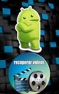 recuperar videos apagadas : sd & celular & movil APK for Windows