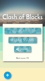 Clash of Blocks. Let's go to rush, fun dash. - náhled