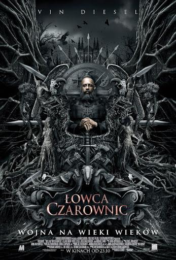Polski plakat filmu 'Łowca Czarownic'