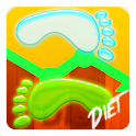 Pedometer - Diet Burn Calories icon