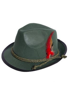 Hatt, Grön
