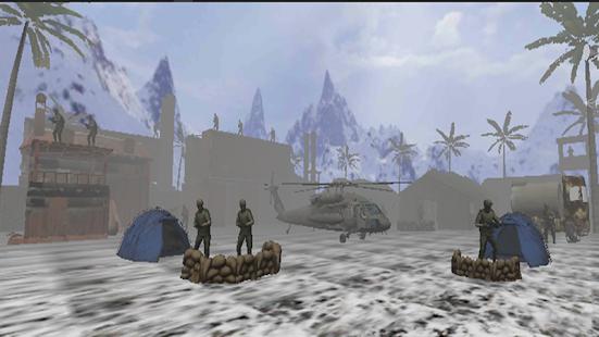 IGI Commando Combat War Zone - náhled