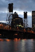 Photo: Hawthorne Bridge.