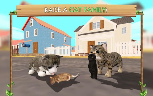 Cat Sim Online: Play with Cats- screenshot thumbnail