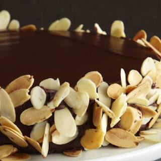 Total Heaven Chocolate Almond Cake