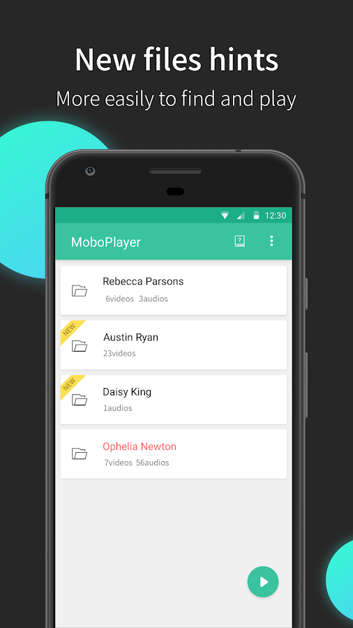 MoboPlayer- screenshot