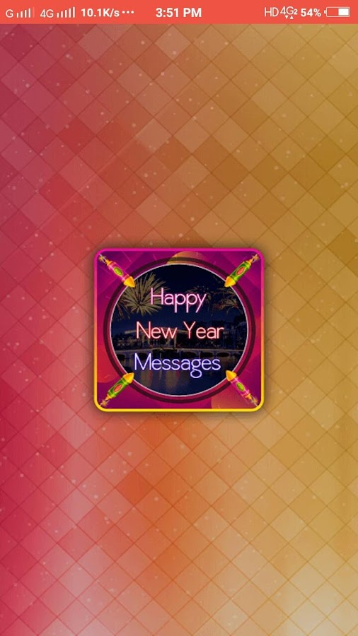 Happy New Year Messages- screenshot
