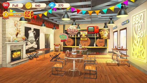 My Restaurant: Crazy Cooking Madness Game screenshots 12