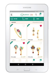Oriana Jewellery Shopping - From the house of GRT- screenshot thumbnail