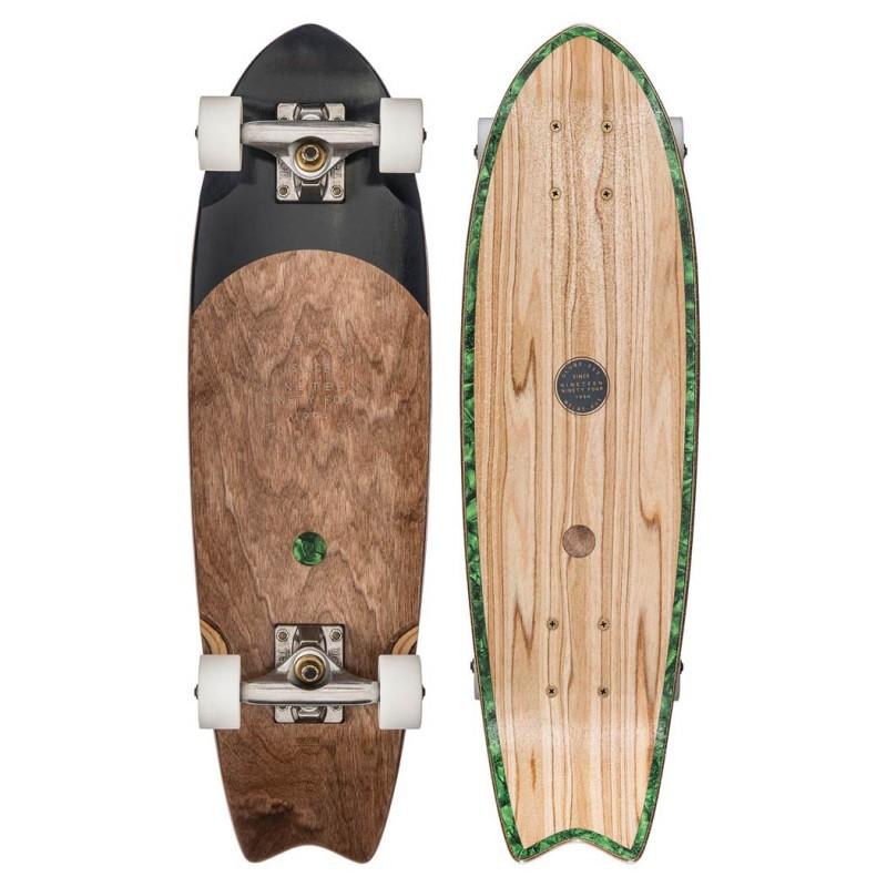 Globe Sagano - Olivewood Green Pearl (66 cm) Cruiser
