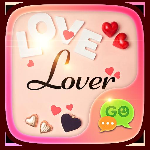 (FREE) GO SMS LOVER THEME