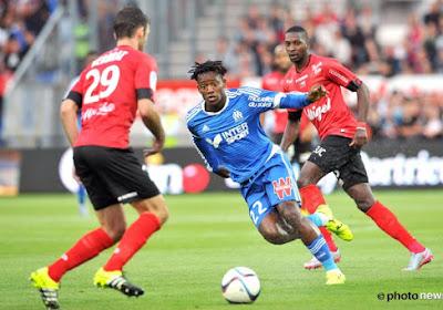 Batshuayi, meilleur buteur de Ligue 1