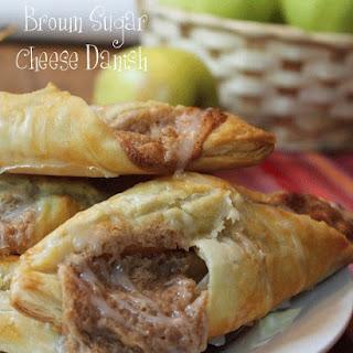 Cream Cheese Danish With Brown Sugar Recipes.