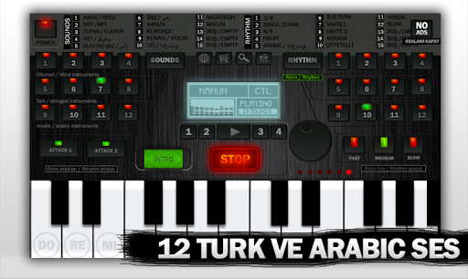 R-ORG (Turk-Arabic Keyboard)  screenshots 1