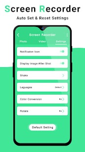U : Screen Recorder : Capture Screenshot App Latest Version  Download For Android 4