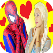 Elsa and Spiderman Videos