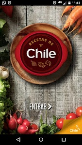Recetas de Chile screenshot 0