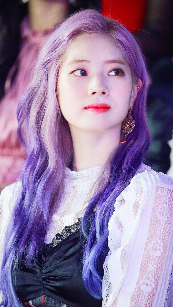 twice dahyun purple