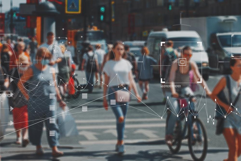 Nem sempre as tecnologias de reconhecimento facial apresentam dados precisos. (Fonte: Shutterstock)