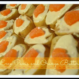 Orange Butter.