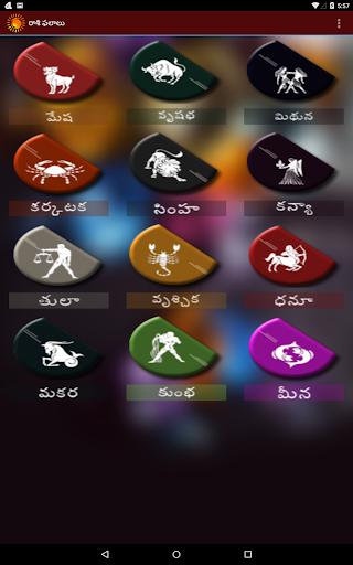 Telugu Horoscope: Rasi Phalalu screenshot 3