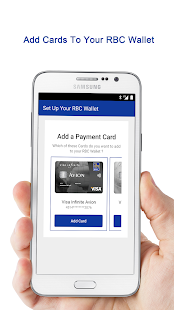 RBC Mobile- screenshot thumbnail