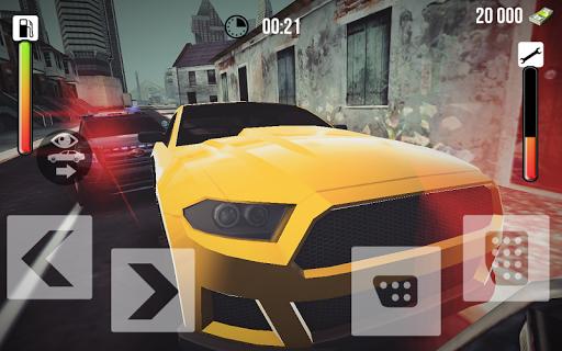Cars Thief Game Y