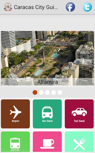 Caracas City Guide