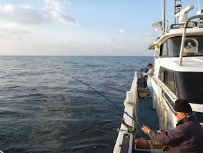 Photo: 潮の流れよし! 天気よし! 魚の喰いよし!