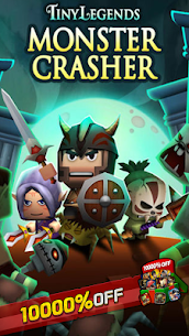 TinyLegends™ Monster Crasher 6