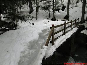Photo: IMG_2155 il secondo ponte sul Dolo, bello carico