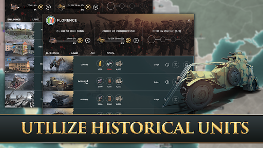 Supremacy 1914 - The Great War Strategy Game 0.10 app download 2