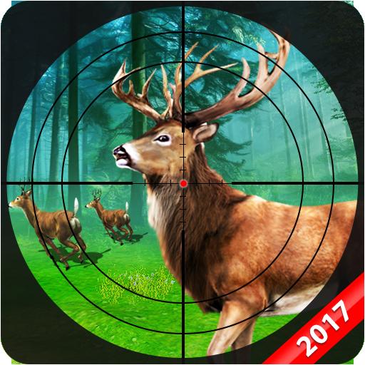 Jungle Deer Hunt Shooting