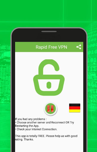 Rapid Free VPN for PC