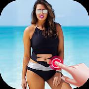 Touch On Girl Simulator - Girl Body Scan Prank