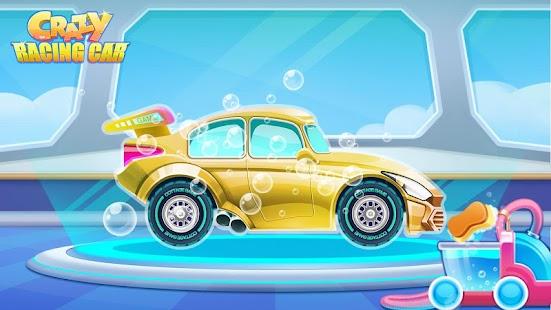 racing car games for kids screenshot thumbnail