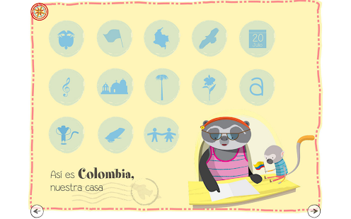 Colombia nos une- screenshot thumbnail