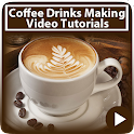 Coffee Drinks Video Tutorials icon
