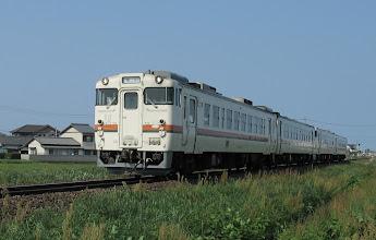 Photo: 2013年5月9日 宮川→田丸 間